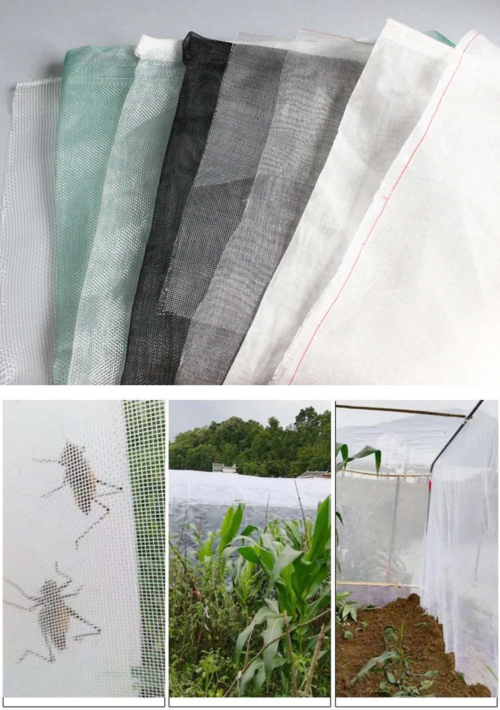 Greenhouse Insect Screen