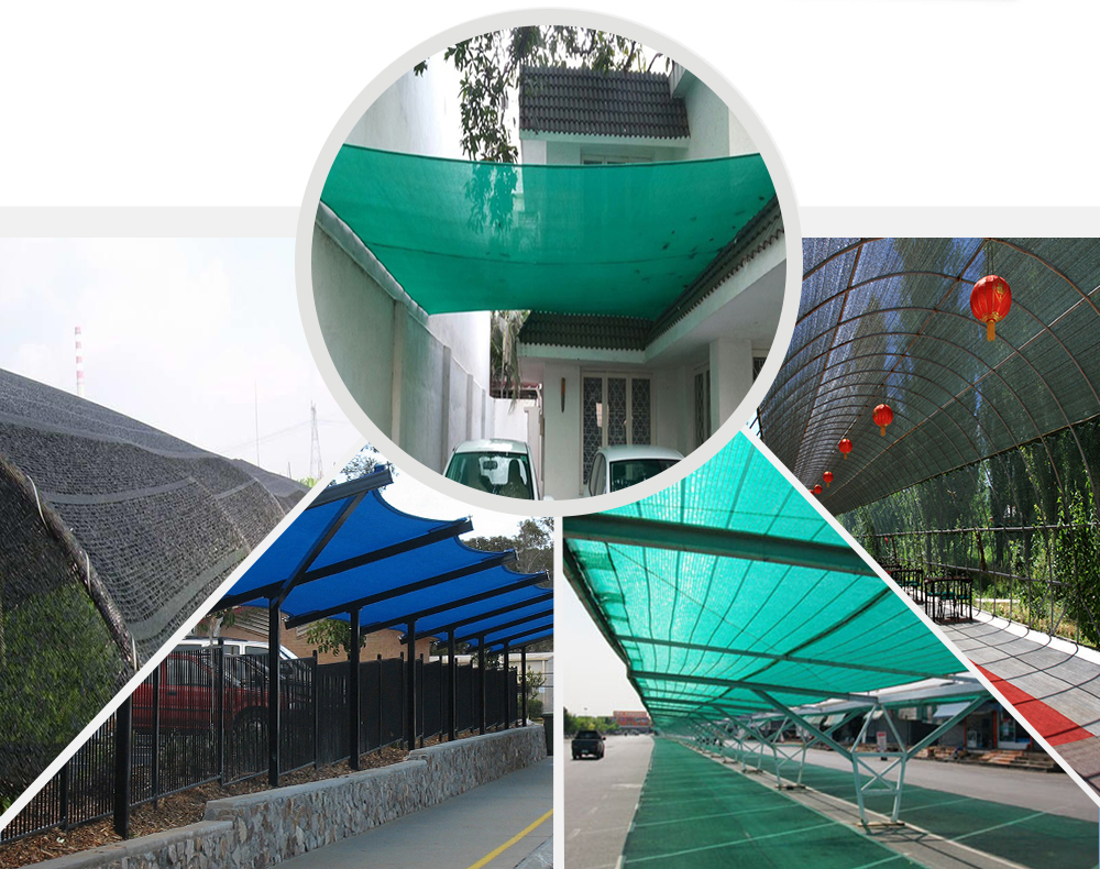 How to choose black shade and green shade net?