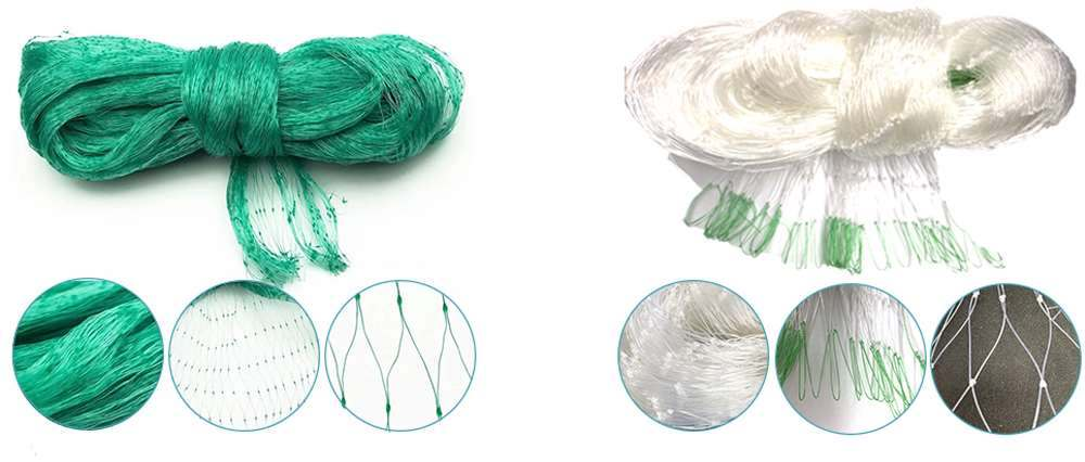 What is the Extruded Anti Bird Net?